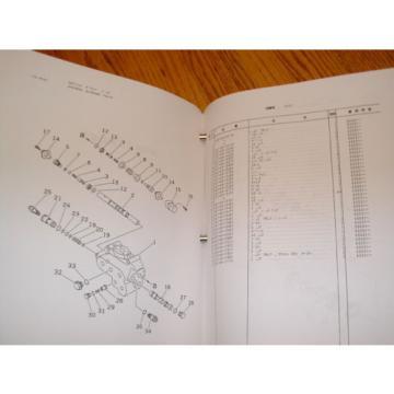 Komatsu WA350-3 PARTS MANUAL BOOK CATALOG WHEEL LOADER MJPB002502 GUIDE LIST