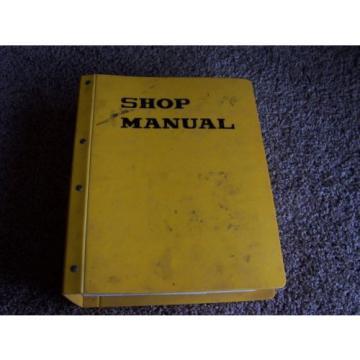 Komatsu D65E P-12 D65EX PX-12 Billdozer Dozer 60001-  Service Shop Repair Manual