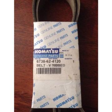 Komatsu ribbed Belt 6738-62-4120