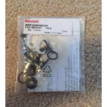 REXROTH India USA 0-490-360-107 Repair Kit