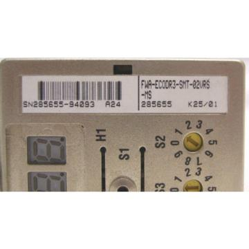 REXROTH Australia Dutch  MODULE  FWA-ECODR3-SMT-02VRS-MS  FWAECODR3SMT02VRSMS   60 Day Warranty!