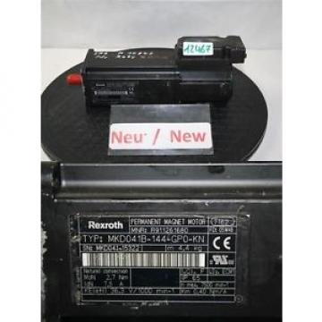 Rexroth Italy Japan MKD041B-144-GP0-KN  SERVOMOTOR R911261680