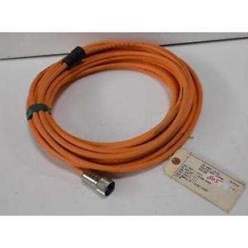 REXROTH Canada Canada INDRAMAT CABLE ASSEMBLY 12 PIN FEMALE INK0208 NNB