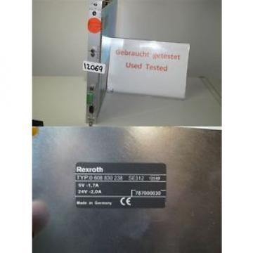 Rexroth Japan India 0608830238  SE312   0-608-830-238  BP302