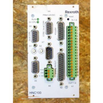 Rexroth Russia Egypt VT-HNC100-1-23/W-08-0-0 Axis Controller R900955334