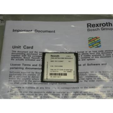 Bosch Canada Russia Rexroth Indracontrol V VEP40.4 Embedded CE 6.0 Pro R911328967 NEW