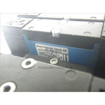 REXROTH Canada Mexico 2518-3-0002-1 07931 120 09 2518-3-3200-1 2518-3-9060-1 ASSEMBLY *TESTED*