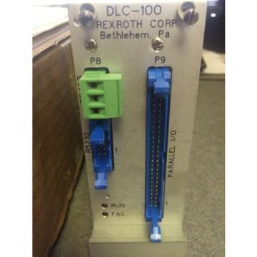 NIB Korea Greece REXROTH DIGITAL CLOSED LOOP CONTROLLER DLC-100 ES-43-A8-1790