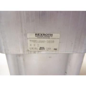 REXROTH Greece Canada TB851000-3020 *USED*