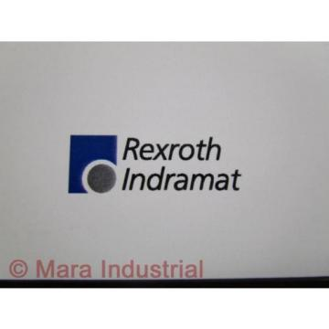 Rexroth Canada Canada Indramat DOK-DIAX04-HDD+HDS Project Planning Manual