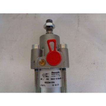 NEW Canada Mexico BOSCH REXROTH 0-822-341-004 40MM/100MM PNEUMATIC CYLINDER