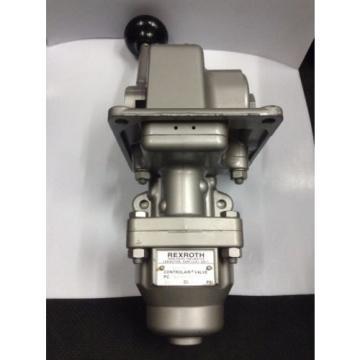 H-2-FX Canada Canada  P50494-15  R431002651 REXROTH H-2 Controlair® Lever Operated Valve
