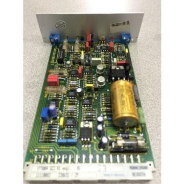 USED Greece Australia REXROTH PROP. AMPLIFIER  VT5004 S23 R1