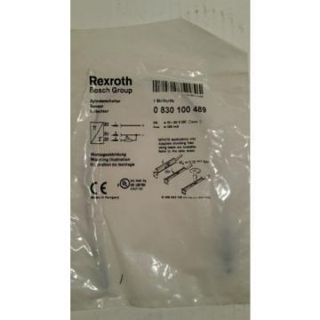 REXROTH Singapore Canada 0-830-100-489 RISCN1 0830100489