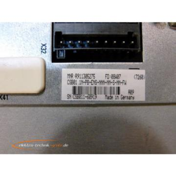Rexroth USA Korea HCS02.1E-W0054-A-03-NNNN IndraDrive C