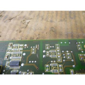 INDRAMAT France Singapore REXROTH SERVO CONTROLLER CIRCUIT BOARD DBS03.1 DBS3 12 40-97022