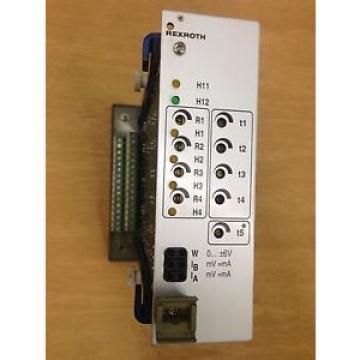 REXROTH Korea Australia VT 3017-37 #1  Mat.Nr. 00020302  R28 261946023  11110233
