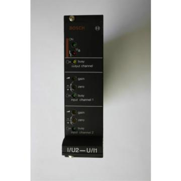 Rexroth Dutch Italy B 830 303 440 I/U2-U/I 1  Current/Voltage Signal Transformer