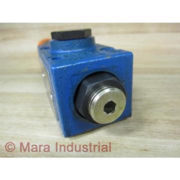 Rexroth China Canada Bosch R900413241 Valve DR6DP2-53/75Y - New No Box