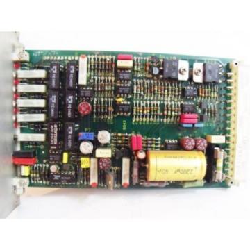 REXROTH Germany Japan Prop. Verstärker VT5005 S13-A R1