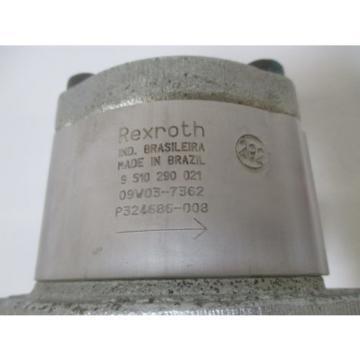 REXROTH Mexico India 9 510 290  021 GEAR PUMP *NEW NO BOX*