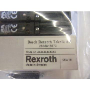 LOT France Germany OF 4 REXROTH 444444444444 *NEW IN BOX*