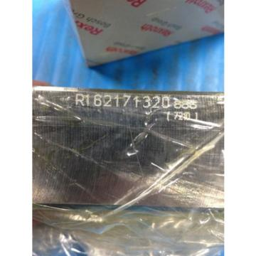 NEW Egypt china REXROTH R162171320 RUNNER BLOCK BALL CARRIAGE LINEAR BEARING (U4)