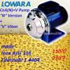 Lowara CEA AISI316+V Centrifugal Pump CEAM210/4N/A+V 1,5KW 2HP 1x220V 50HZ Z1