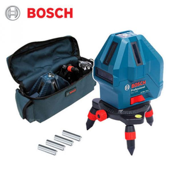 Bosch GLL5-50X Professional 5 Line Laser Level Self-Leveling #1 image