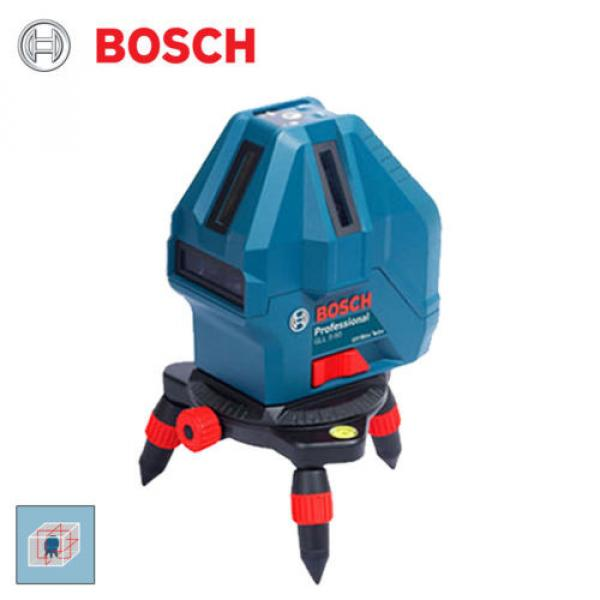 Bosch GLL5-50X Professional 5 Line Laser Level Self-Leveling #2 image