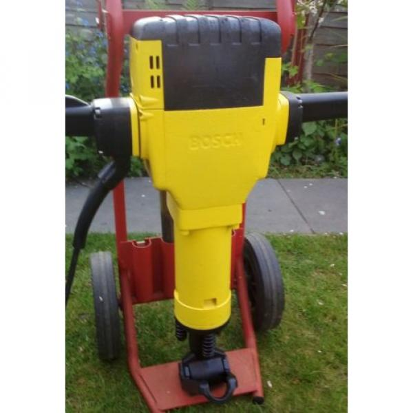 Bosch GSH 27 Breaker, Heavy Concrete, Serviced & Tested - Quick Free Delivery! 3 #1 image