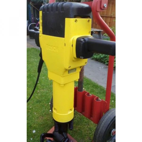 Bosch GSH 27 Breaker, Heavy Concrete, Serviced & Tested - Quick Free Delivery! 3 #10 image