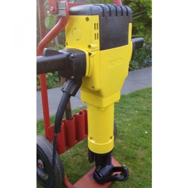 Bosch GSH 27 Breaker, Heavy Concrete, Serviced & Tested - Quick Free Delivery! 3 #11 image