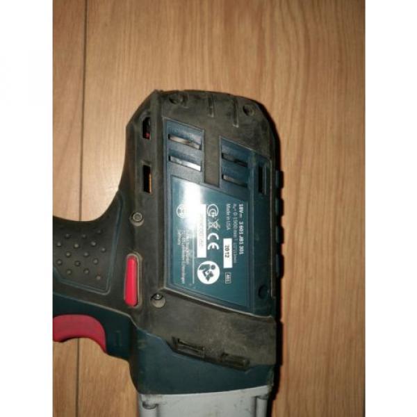 Bosch GDS 18 V-LI HT High Torque Impact Wrench inc 1x 4Ah Battery #2 image