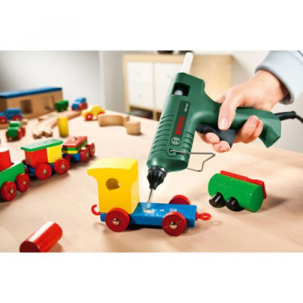 saverschoice Bosch-PKP18E GLUE GUN +25 STICKS 0603264542 3165140687911 & 392518# #4 image