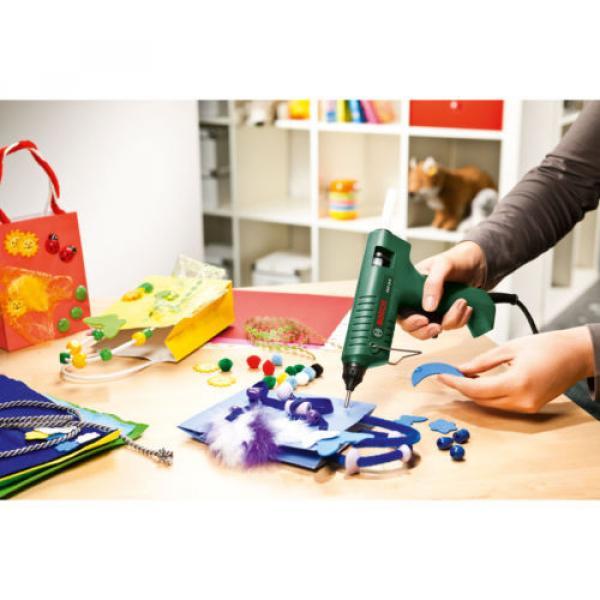saverschoice Bosch-PKP18E GLUE GUN +25 STICKS 0603264542 3165140687911 & 392518# #5 image