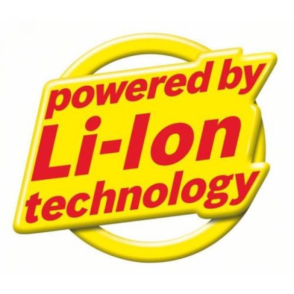 Bosch Rotak 4.0ah 36 volt Lithium-ion Battery 2607337047 2607336633 F016800346 #4 image