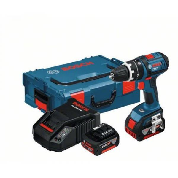 4.0ah Bosch GSB 18 V-EC Li-ION Pro Cordless Combi LBoxx 0615990GS1 3165140829137 #1 image