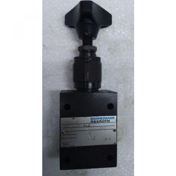 DBD6G18/315 India Mexico Pressure relief valves,direct operated MANNESMANN REXROTH DBD SERIES #1 image