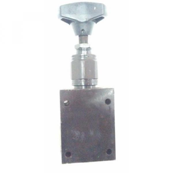 DBD6G18/315 India Mexico Pressure relief valves,direct operated MANNESMANN REXROTH DBD SERIES #5 image
