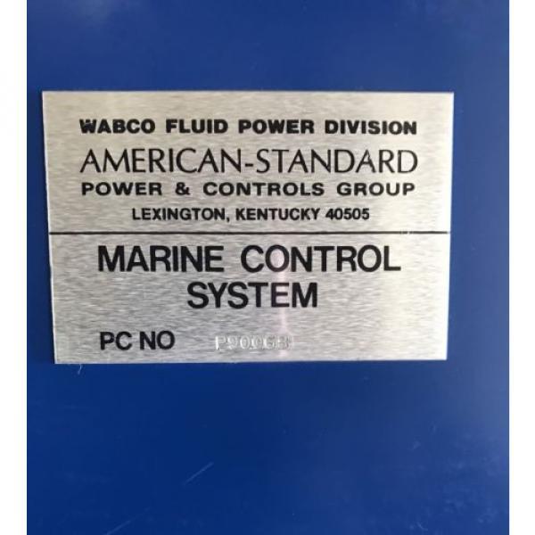 Logic Mexico Australia Master Control Panel- P90068 American Standard/ Wabco / Rexroth #2 image