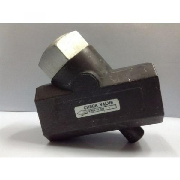 "REXROTH Canada Egypt P55028 NRV Check Valve 250 psi 1"" #4 image"