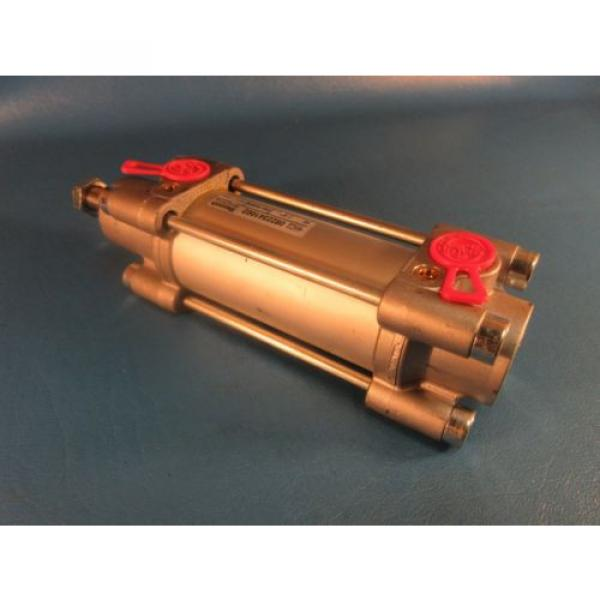 Rexroth Italy Dutch 0822341002 Pneumatic Air Cylinder, Max 10 Bar, 40/50 #6 image