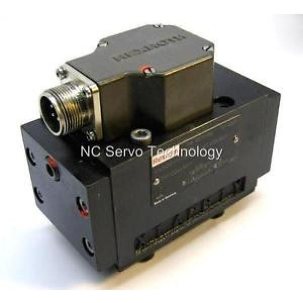 Rexroth Mexico Australia 4WS2EM10-51/45B11ET315K8DV Servo Valve R901011569 New #1 image