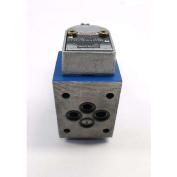 REXROTH Greece Germany R900572890 M-2SEW6P36/420MG24N9K4 24V-DC SOLENOID VALVE D525270 #3 image