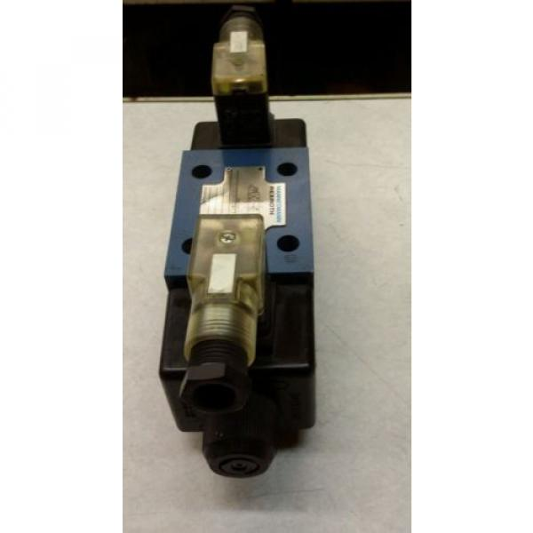 Mannesmann USA china Rexroth 4WE10J31/CW110N9Z55L Valve NEW (LOC1148) #1 image