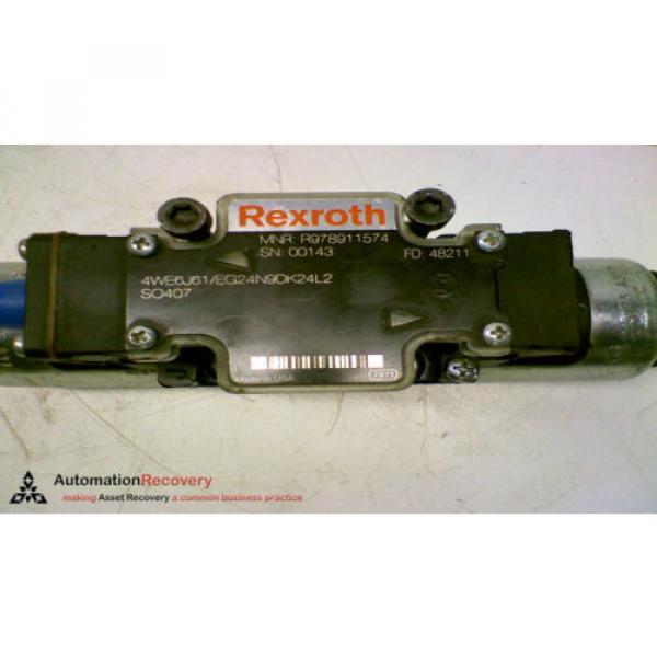 REXROTH Australia Japan R978911574 HYDRAULIC DIRECTIONAL CONTROL VALVE #147676 #3 image