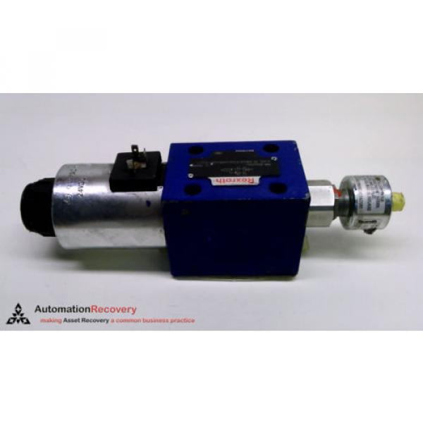 REXROTH Germany France R900920084 WITH ATTACHED R900174537 DIRECTIONAL SPOOL VALVE #222061 #1 image