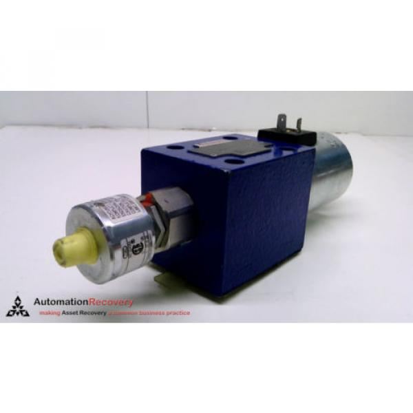 REXROTH Germany France R900920084 WITH ATTACHED R900174537 DIRECTIONAL SPOOL VALVE #222061 #2 image