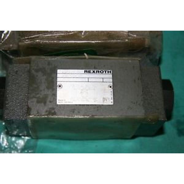 Rexroth USA Canada flow check valve Z2S 10-3-31 431003/3 throttle #1 image